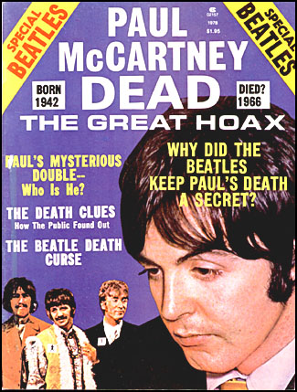 paul is dead magazine