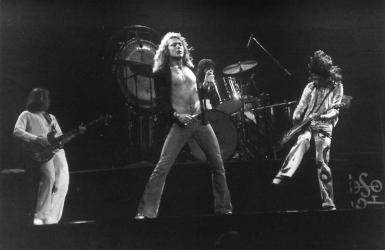 the success story of the hard rock band led zeppelin Rolling stone magazine has described led zeppelin as the heaviest band of all time, the biggest band of the '70s and unquestionably one of the most enduring bands in rock history.
