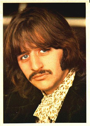 Ringo Starr Born Richard Starkey Was The Drummer In Beatles From 1962 To 1970 And Thus One Of Most Famous Musicians 60s